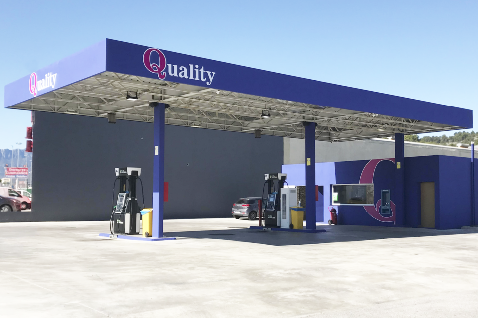 Quality Gandia gasolinera low cost