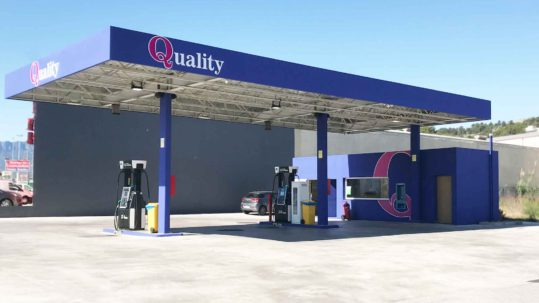 gasolinera nueva quality real de gandia low cost